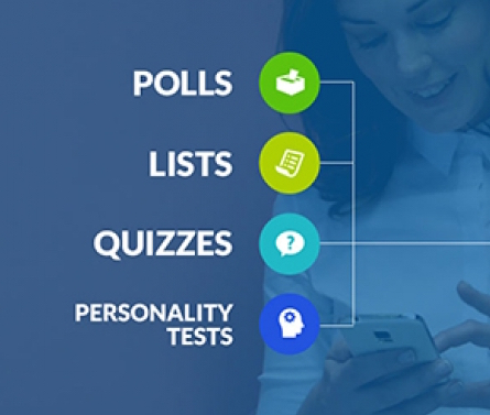 Create Polls and Quizzes with Riddle