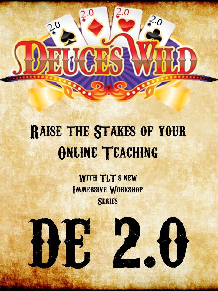2.0 Deuces wild flyer