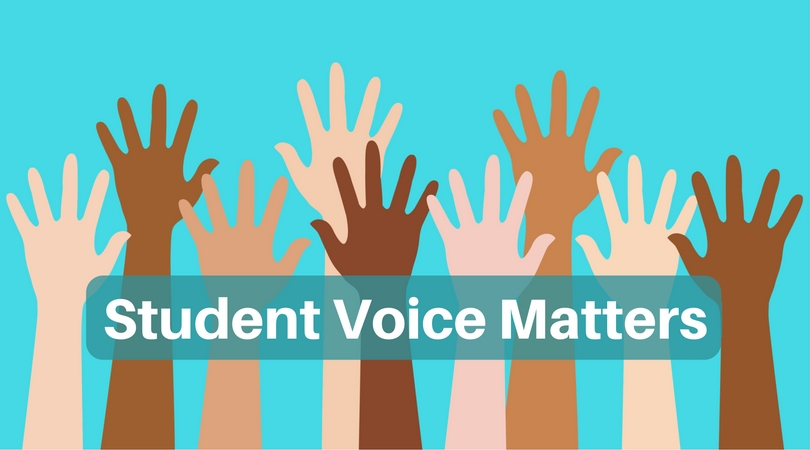 Small Teaching Tip: Give students more control of their learning and allow more opportunities for students to voice their ideas.