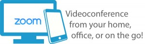 Video conferencing from your computer or mobile device