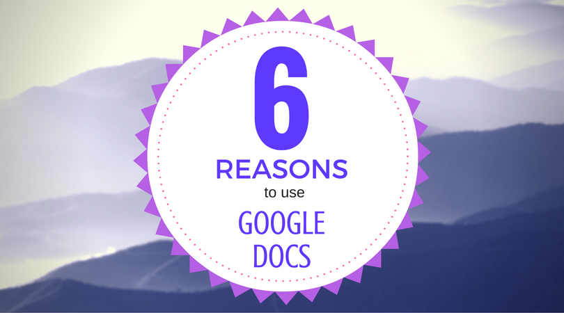 6 Reasons To Use Google Docs Instead Of Word