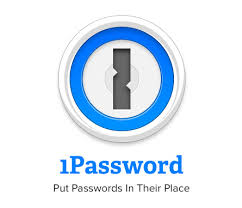 App Recommendation: 1Password