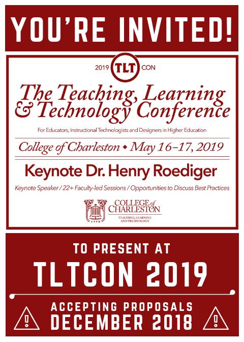 TLTcon Promotional Flier