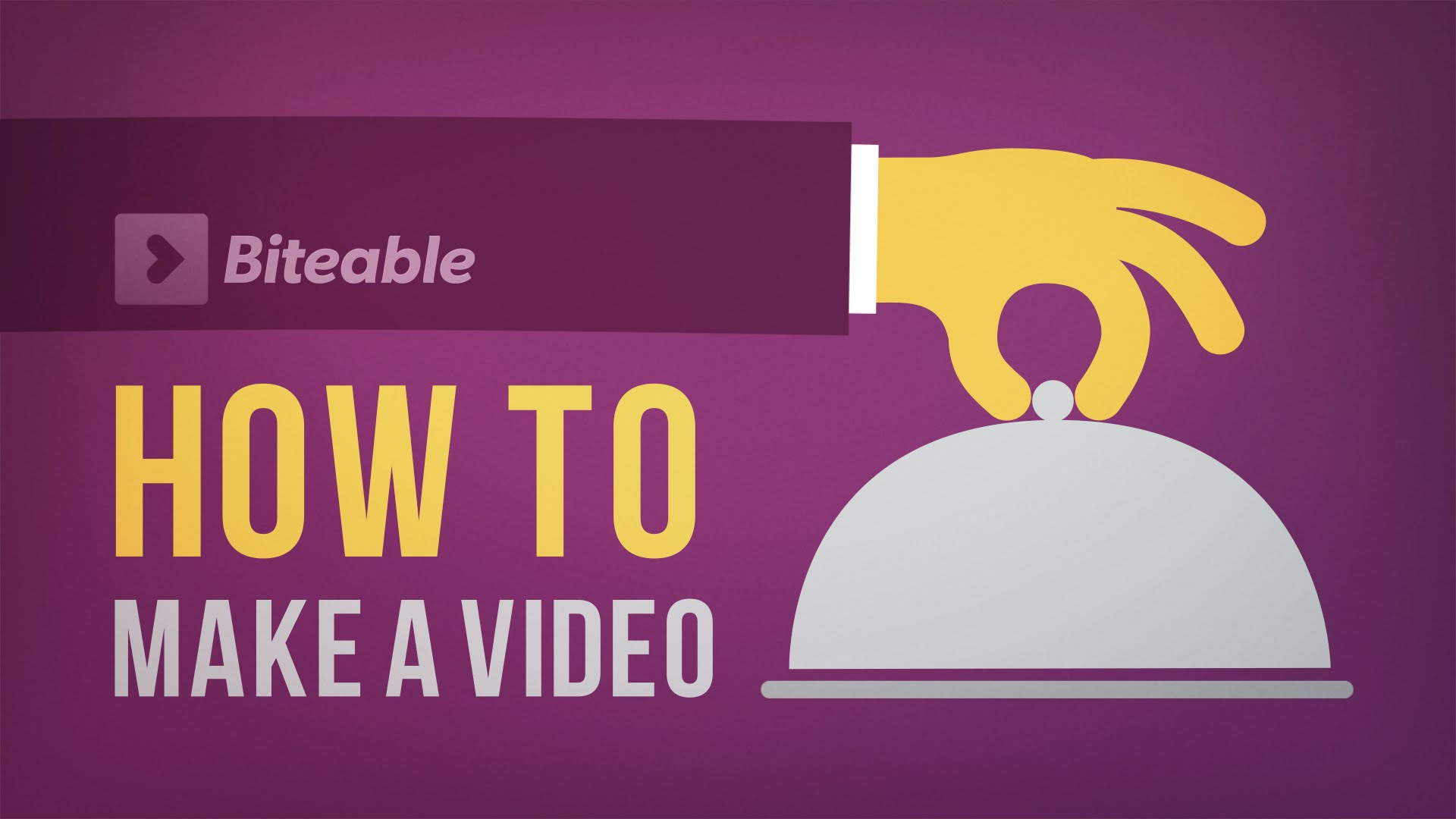Biteable how to make a video