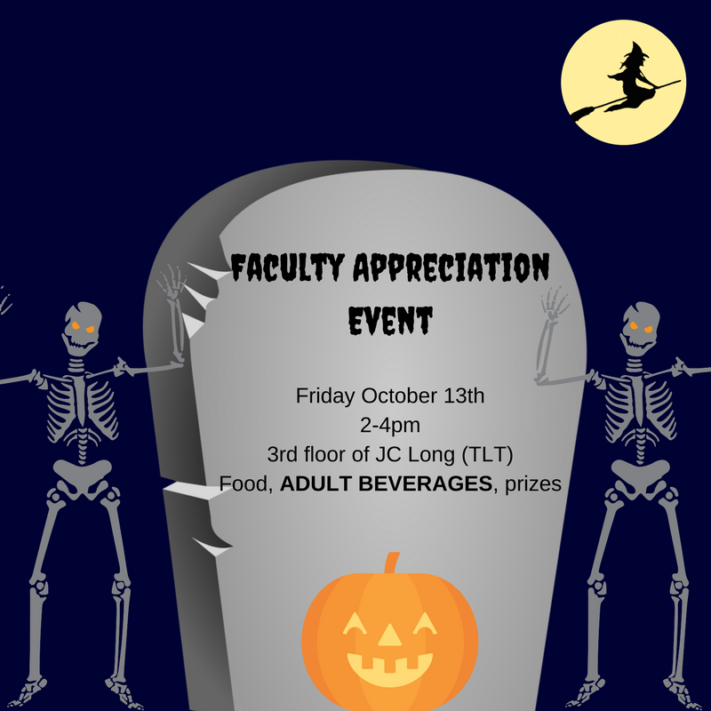 Faculty Appreciation Event