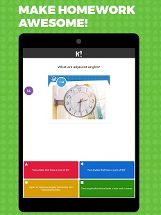Kahoot mobile screenshot