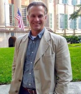 Mike Overholt
