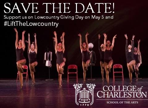 #LiftTheLowcountry on May 5