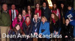 Dean Amy McCandless