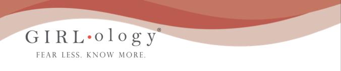 GIRLology banner image (decorative)