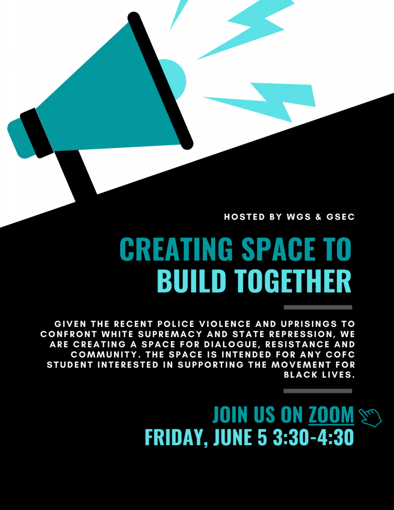 Creating Space flyer