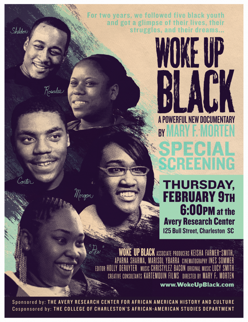 Woke Up Black Film Screening