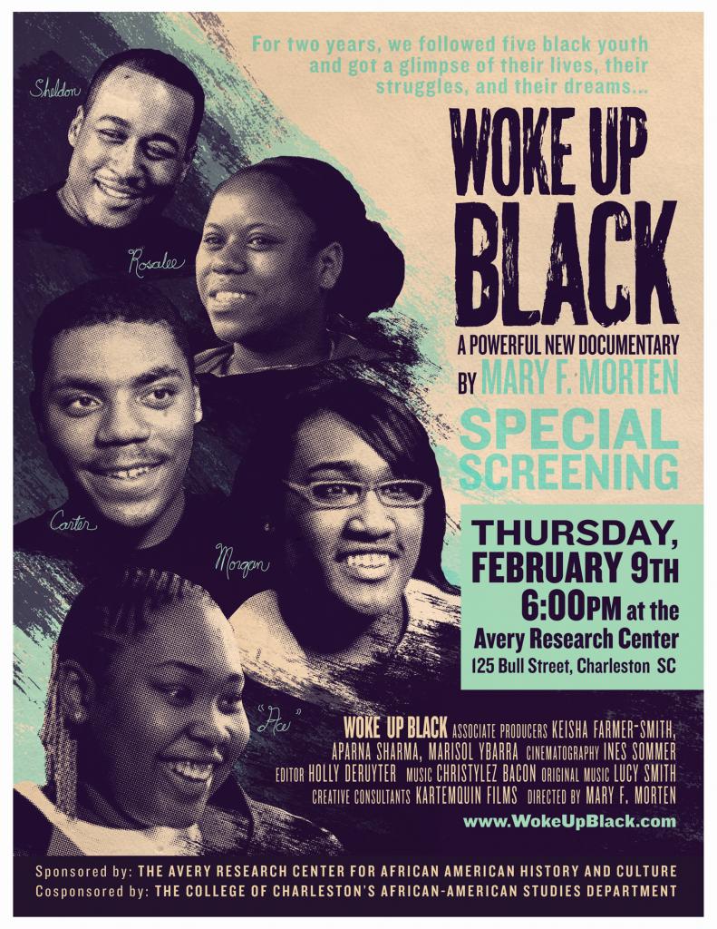 Woke Up Black Film Screening