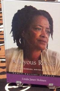 """A Joyous Revolt: Toni Cade Bambara, Writer and Activist"" by Linda J. Holmes"