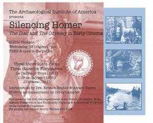 Silencing Homer flier5_final