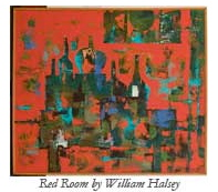 Red Room by William Halsey