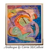 Arabesque by Corrie McCallum