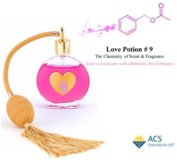Love Potion Chemistry Event at the College of Charleston