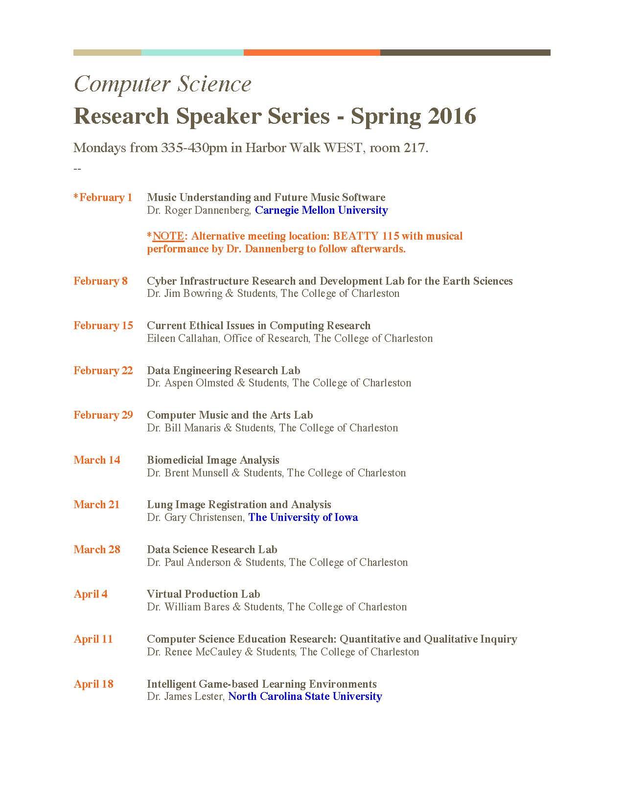 ComputerScienceSpeakerSeries-Spring2016