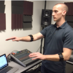 Seth Stoudenmier demonstrating SoundMorpheus
