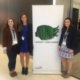 Students Gain Valuable Insight at Women in Data Science Conference