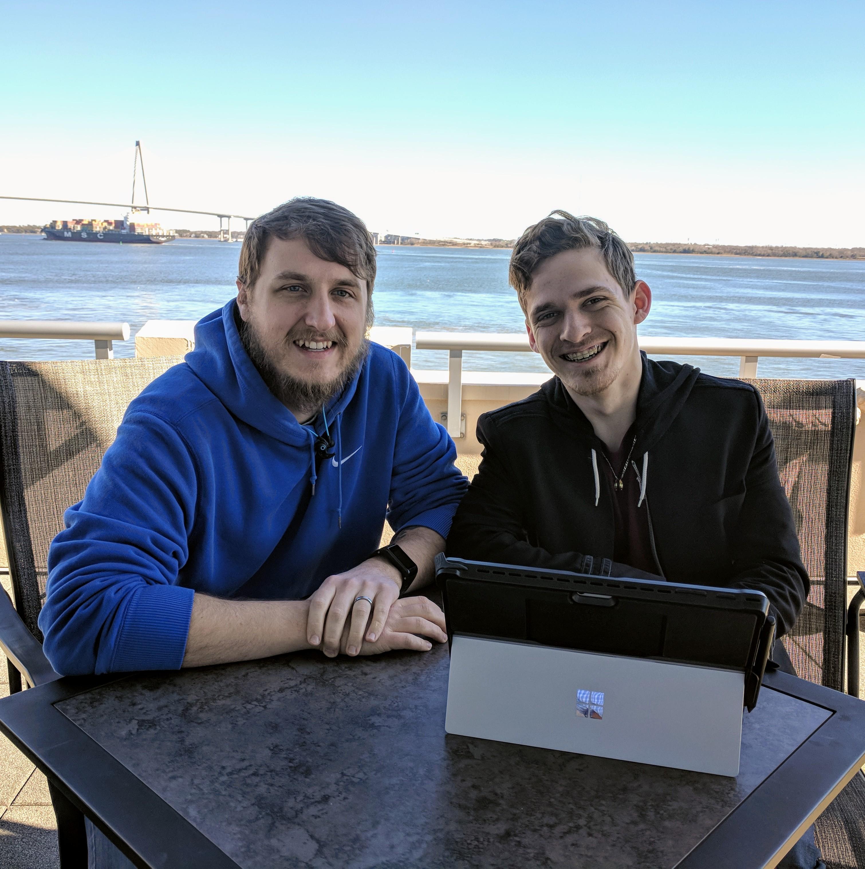 CSatCofC Students Win 2017 Wells Fargo Campus Analytics Challenge