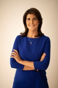 Nikki Haley - Women for Women Summit presented by College of Charleston School of Business