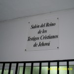 Kingdom Hall (worship center) of Trujillo's Jehovah's Witnesses