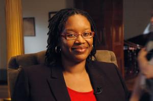 Cherisse Jones-Branch 2012