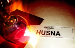 Reserved for Husna