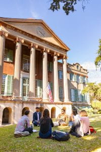 graduate school charleston
