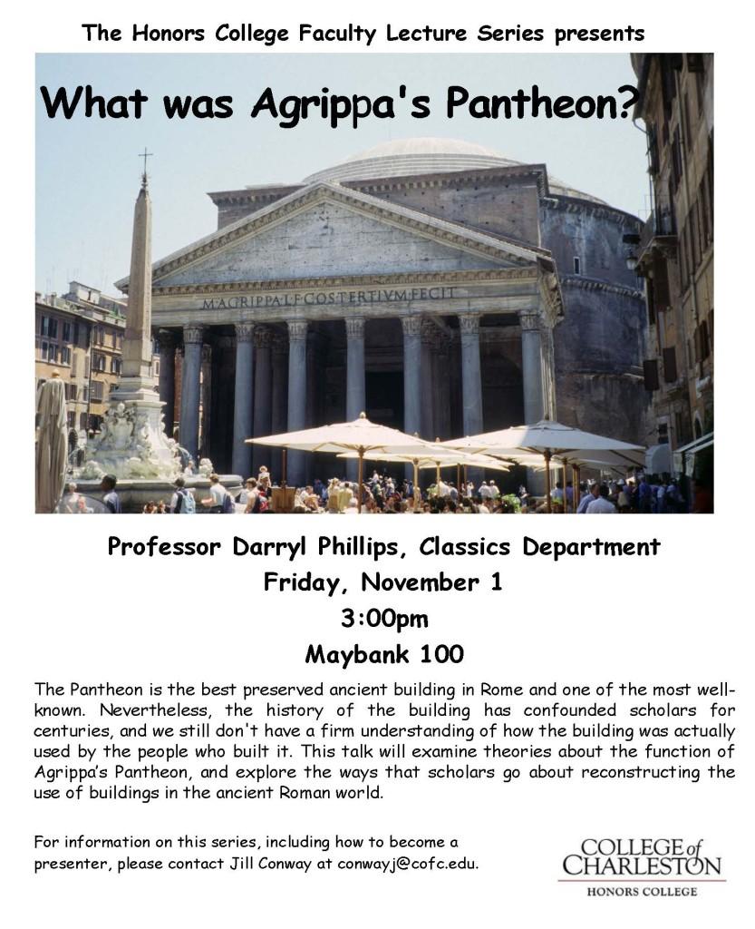 AgrippasPantheon