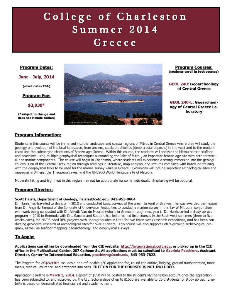 greece geol 2014
