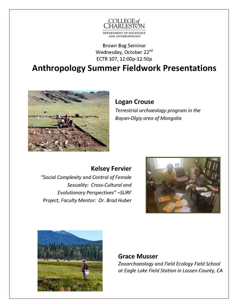 SummerFieldWorkPresentation