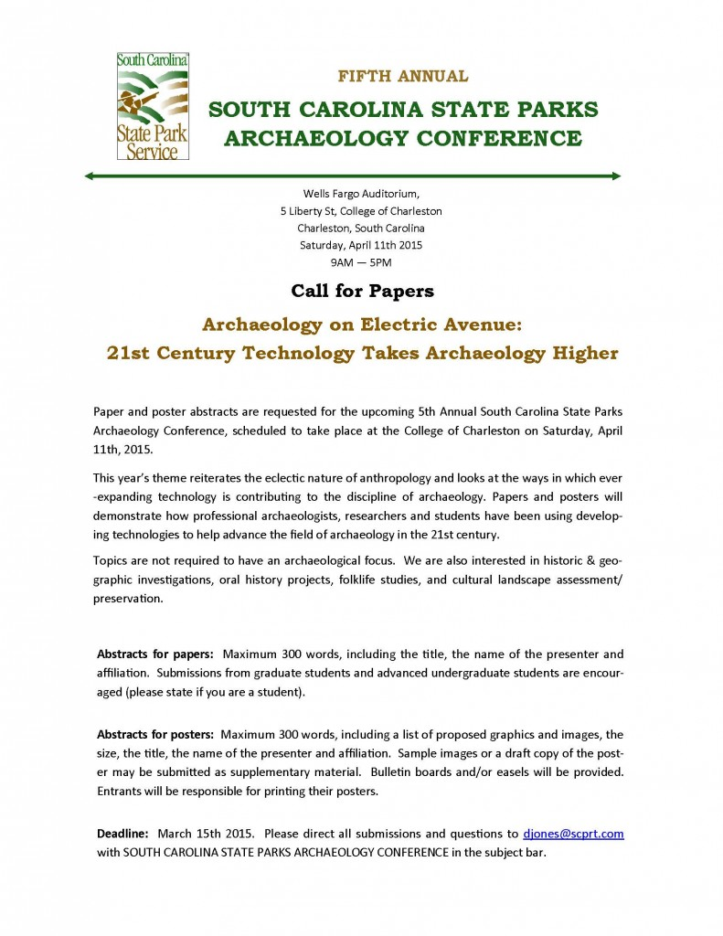 Call for Papers -2015 (2)