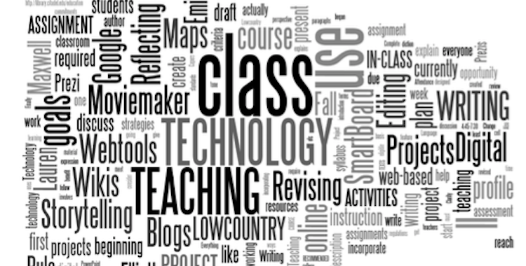 Fall '19: ENGL 550 (CofC)/564 (Citadel) - Teaching with Technology