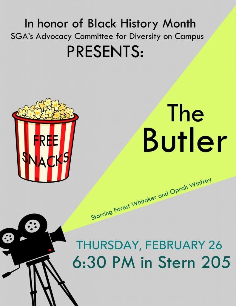 ButlerFilmScreening