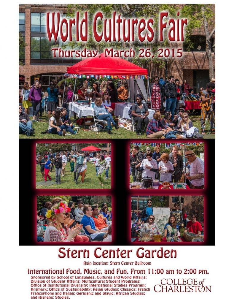 2015 Flyer World Cultures Fair