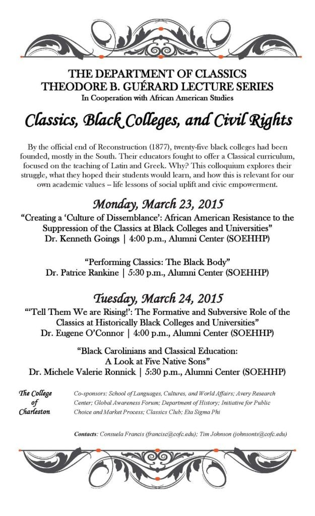 ClassicsConferenceMarch