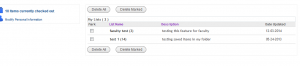 Catalog folder screenshot