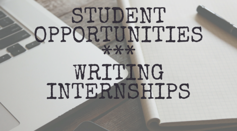 Student Opportunities: Two Paid Summer Internships