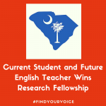 Find Your Voice: John Poole Receives Research Fellowship