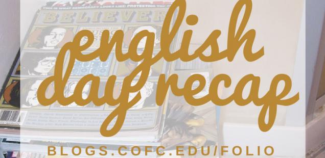 English Day Recap
