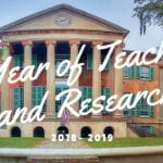 English Department Faculty Update: A Year of Teaching and Research