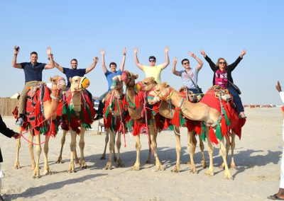 From Economic Diversification to Falconry:  Professional Growth through Study Abroad