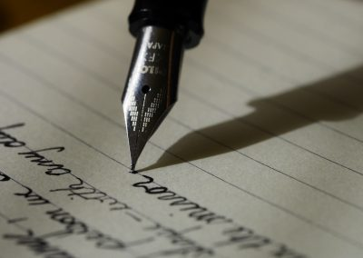 The Personal Statement: No Need to Panic!