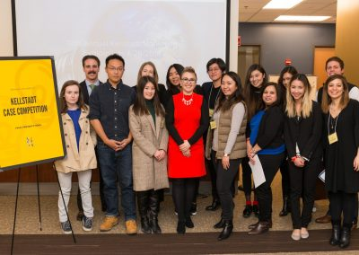 Kellstadt Marketing Group Case Competition: Real World Experience with Expert Feedback