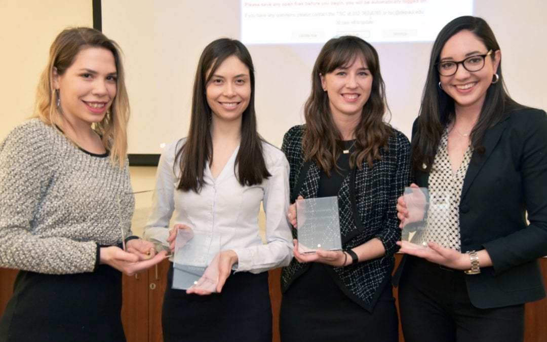 KMG Case Competition: A Winning Experience
