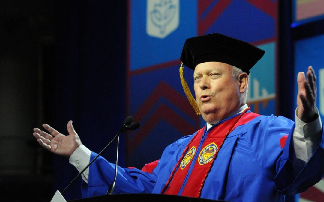 Three Pieces of Leadership Advice from Four-Time DePaul Graduate Thom Dammrich