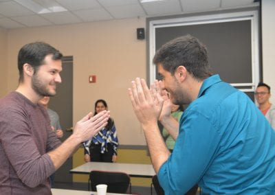 Lessons in Business From an Improv Workshop